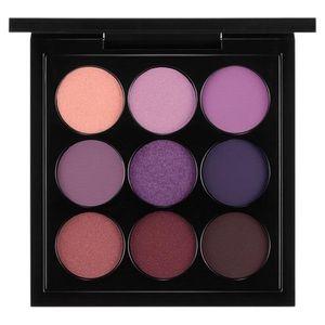 NEW MAC Cosmetics Purple Times Nine Eye Shadow x 9